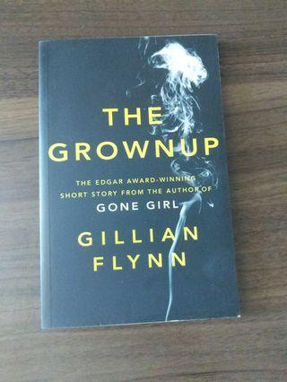 🚚 The Grown Up by Gillian Flynn #ENDGAMEyourEXCESS