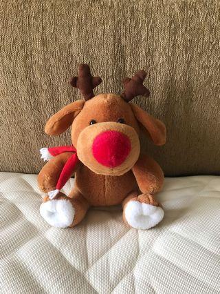 Boneka rusa reindeer