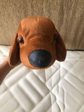 Boneka Anjing lucu