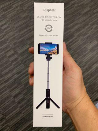 Selfie Stick Tripod for Smartphone