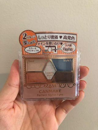 Canmake perfect eyeshadow 15