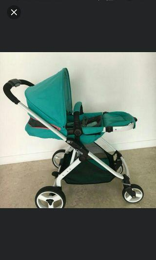 🚚 [Free delivery] Stroller and car seat Fedora S7