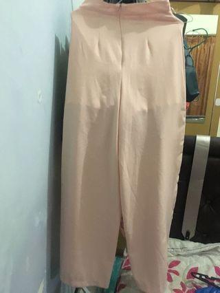 Celana Kulot size S Lp76cm (baru) dijual karna kekecilan