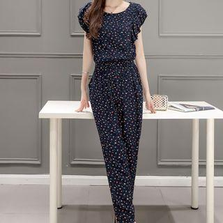Brand New Jumpsuit, Fit for M, HK$90