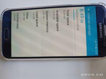 Pristine condition - Samsung S6
