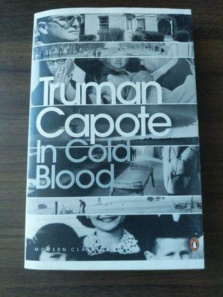 🚚 In Cold Blood by Truman Capote #ENDGAMEyourEXCESS