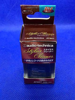 AUDIO-TECHNICA AT607 STYLUS CLEANING FORMULA