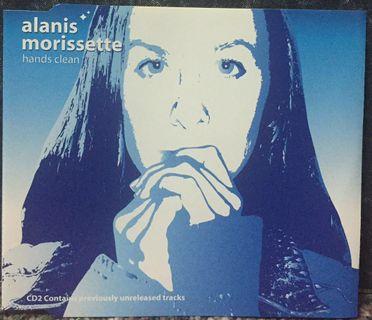 🚚 Alanis Morissette - Hands Clean (CD Single)