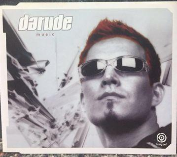🚚 Darude - Music (CD Single)