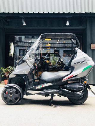 2015年 亞帝發 Adiva AD3 三輪車 可分期 免頭款 歡迎車換車 網路評價最優 業界分期利息最低 大羊 黃牌 3D350 可參考