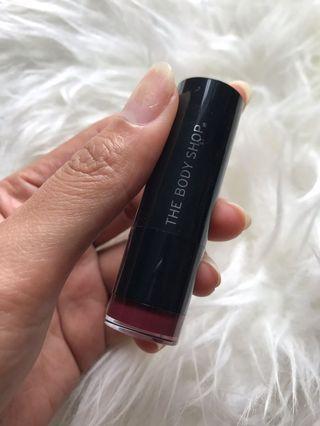 Color Crush Lipstick Body Shop Mauritius Dahlia  (Maroon)