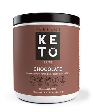 🚚 Perfect keto exogenous ketone chocolate base ketogenic diet