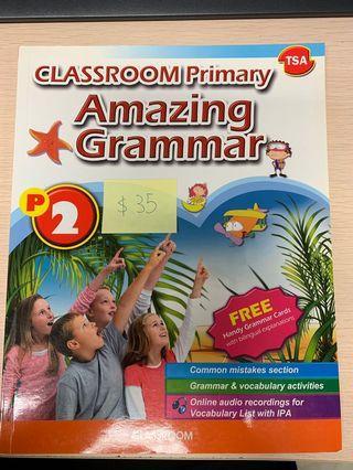 小二英文補充練習 (Classroom Primary Amazing Grammar P.2)