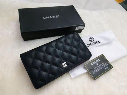 NEW Caviar Chanel Wallet