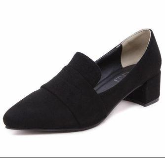 BN Black Cover Shoes 👠