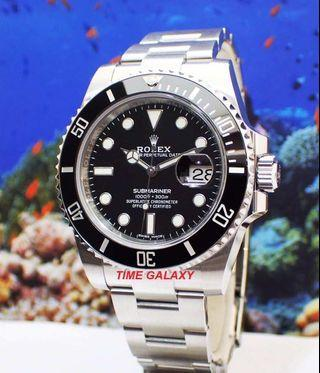 Rolex Submariner With Date