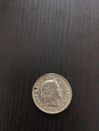 Old Coins 1944
