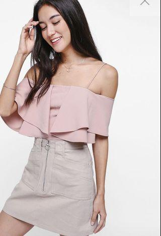 Love, Bonito Theora Off Shoulder Top