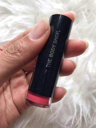 Color Crush Lipstick Body Shop Berlin oleander  (Pink-peach)