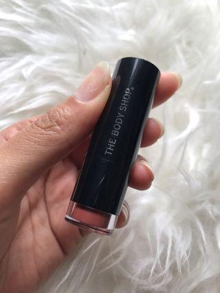 Color Crush Lipstick Body Shop Kyoto acer  (Nude)