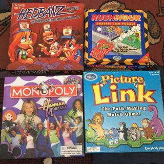 Board game (take all)
