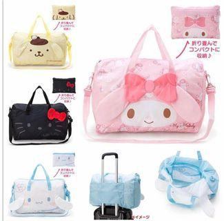 Pink Small Handcarry Bag