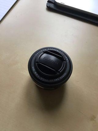 Fujifilm XF27mm f2.8 pancake lens