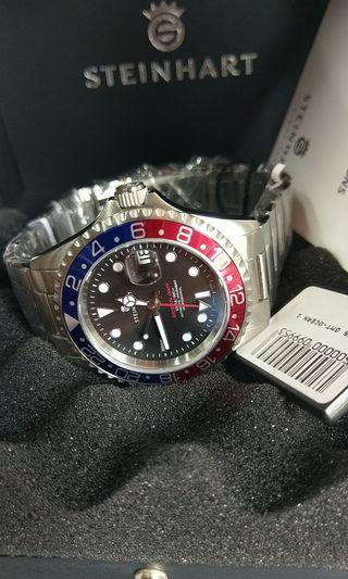 🔥 swiss made steinhart ocean 42 gmt pepsi