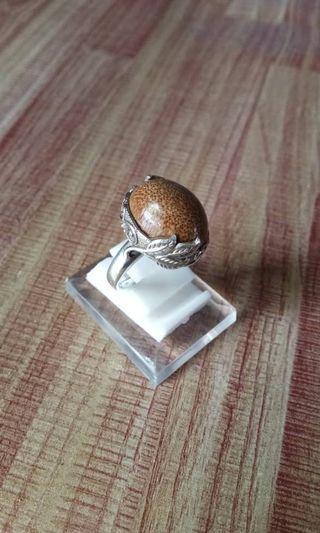 Silver Ring925 Buluh Kuning Tumpat