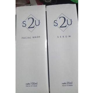ORIGINAL S2U Serum & Cleanser Glowing Face Package (Limited Stock)