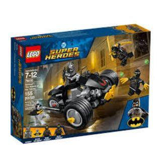 LEGO 76110 DC Superheroes Batman™: The Attack of the Talons 蝙蝠俠