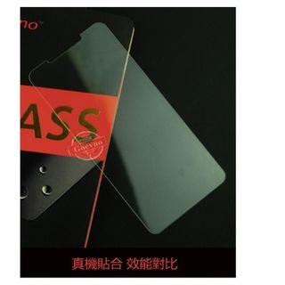 Goevno OPPO AX7 Pro / K1 玻璃貼 鋼化膜 9H硬度 非滿版 保護貼