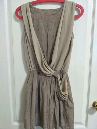 專櫃剪標設計洋裝