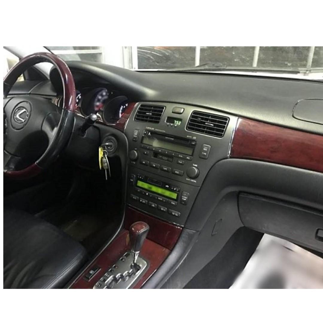 賣14萬跑8萬 2005年 Lexus 凌志 ES330 舒適大型房車 優質坐駕 GOOD