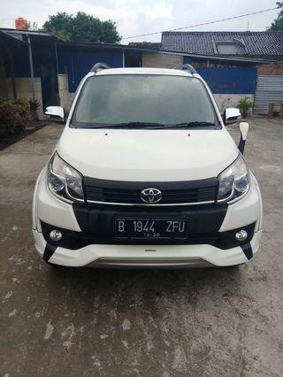 Toyota Rush 2015 Facelift (NEGO)