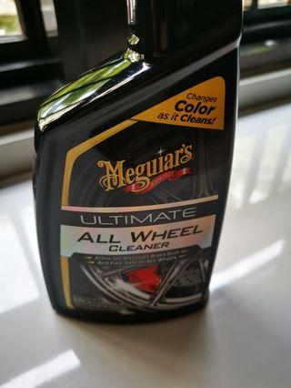 Meguire all wheel cleaner