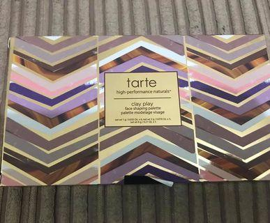 INSTOCK AUTHENTIC Tarte Clay Play Face Shaping Pallete