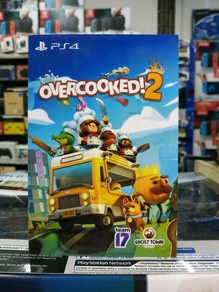 🆕 PS4 Overcooked 2 ( Official Download Code )