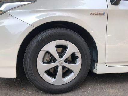 Prius 3.5 米其林 michelin