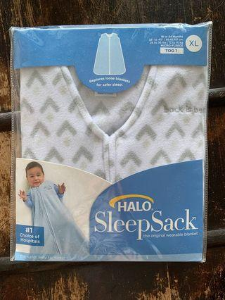 NEW Halo Fleece Sleepsack