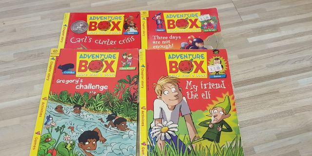 Adventure box $1 each