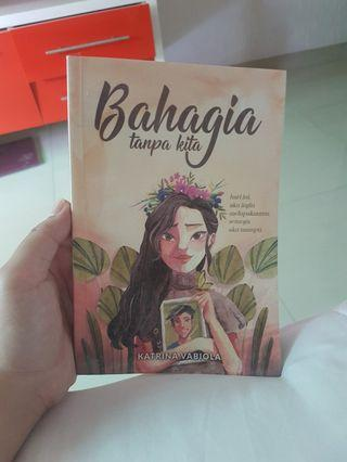 Novel NEW UNSEALED - BAHAGIA TANPA KITA