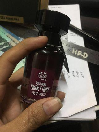 The Body Shop White musk rose