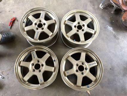 Volk Racing Rays TE37 Japan