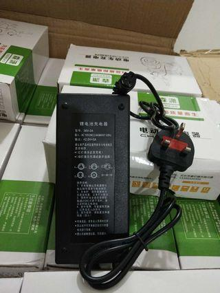 Battery Charger with safety mark