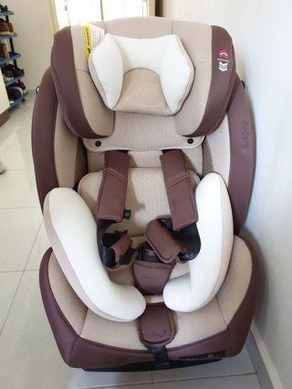 Car Seat C3 Organic Isofix
