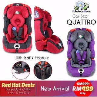 Isofix Carseat