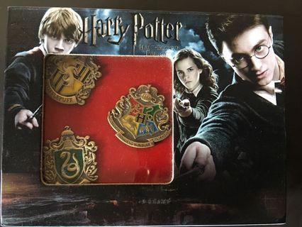 Harry Potter Pins (5 pcs)