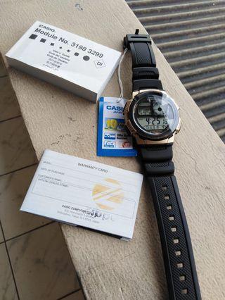 Jam tangan casio original
