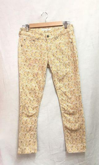 Earth Music & Ecology x Liberty Art Fabrics Jeans